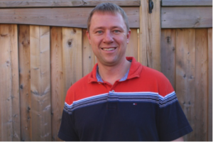 Grant Erickson - Sales Manager