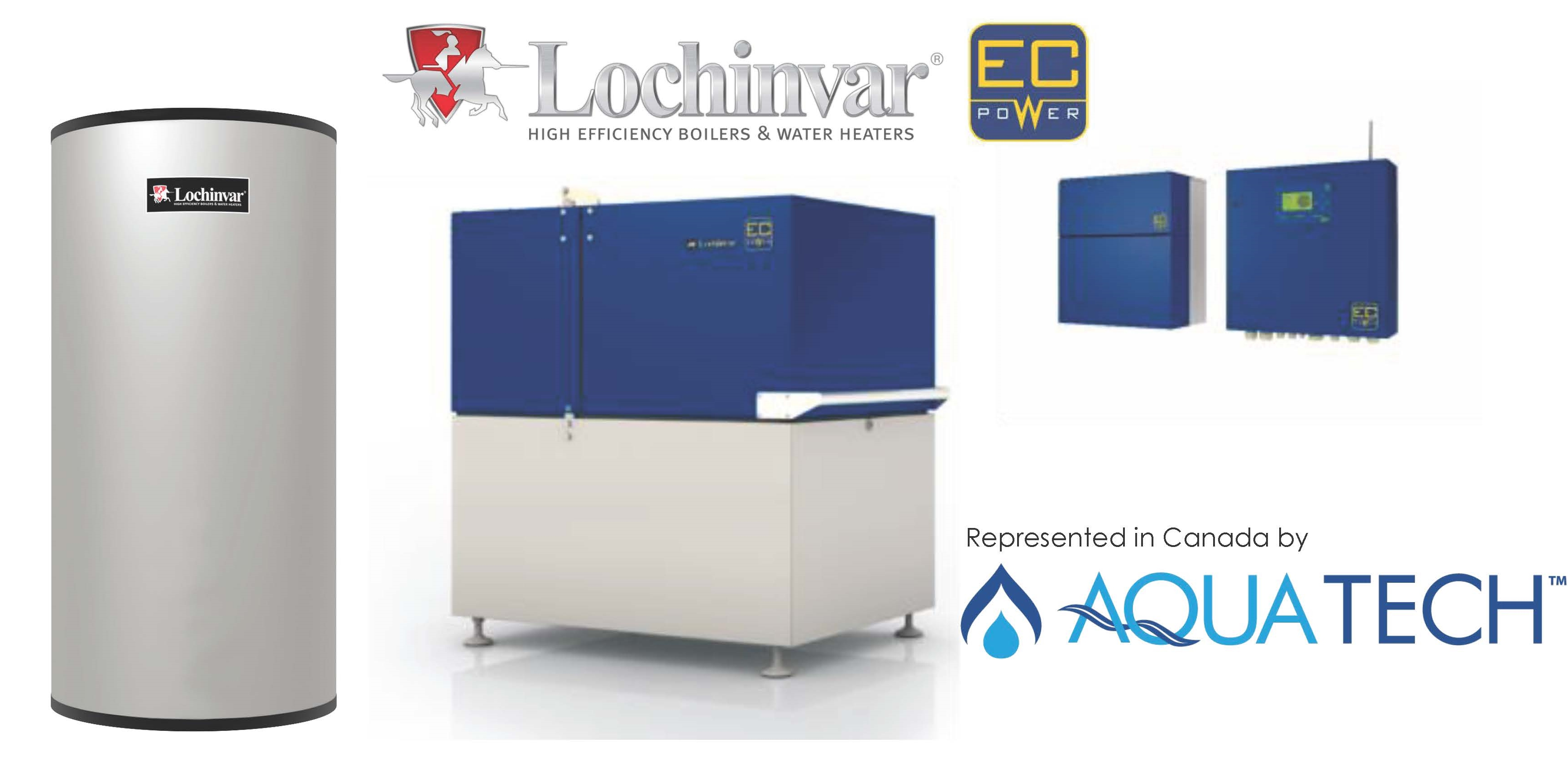 Lochinvar launching a cogeneration product in North America